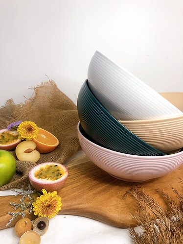Matt x pastel bowl (4 colours)