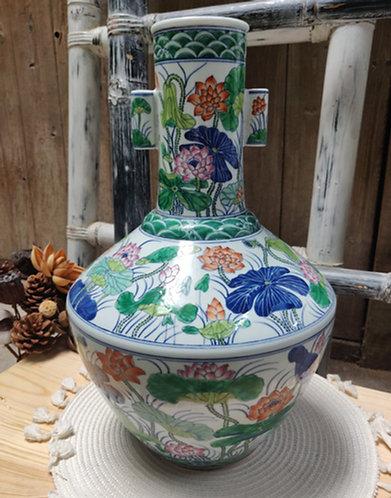 Pondscape Large Bottle Vase