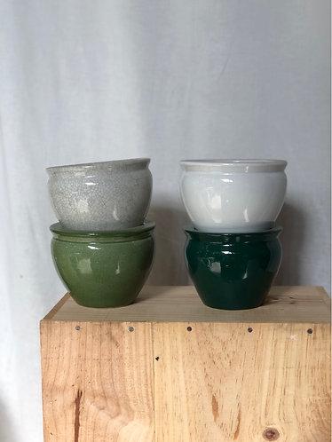 Pot - (4 colours)
