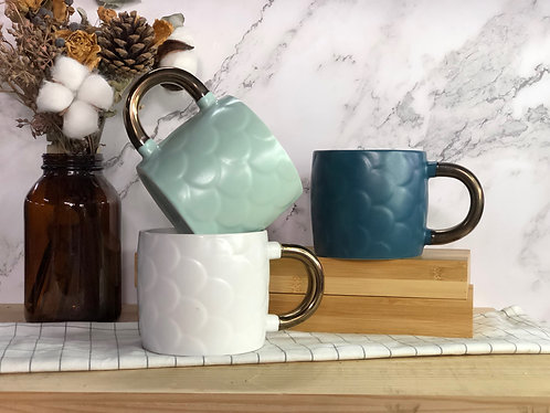 Mermaid cup (3 colours)