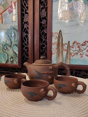 Botanical Teapot Set