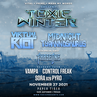 Toxic Winter on 11/27/21