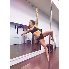 Virtual Pole Fitness Class