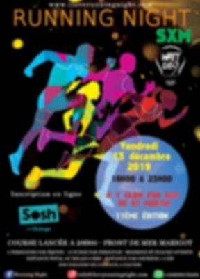 Flyer Running Night by Nelson Media Cart