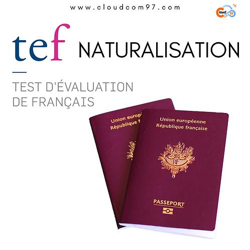 TEF NATURALISATION