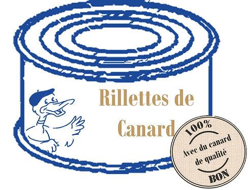 Rillettes de Canard 130g