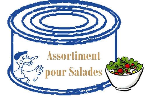 Assortiment pour Salade