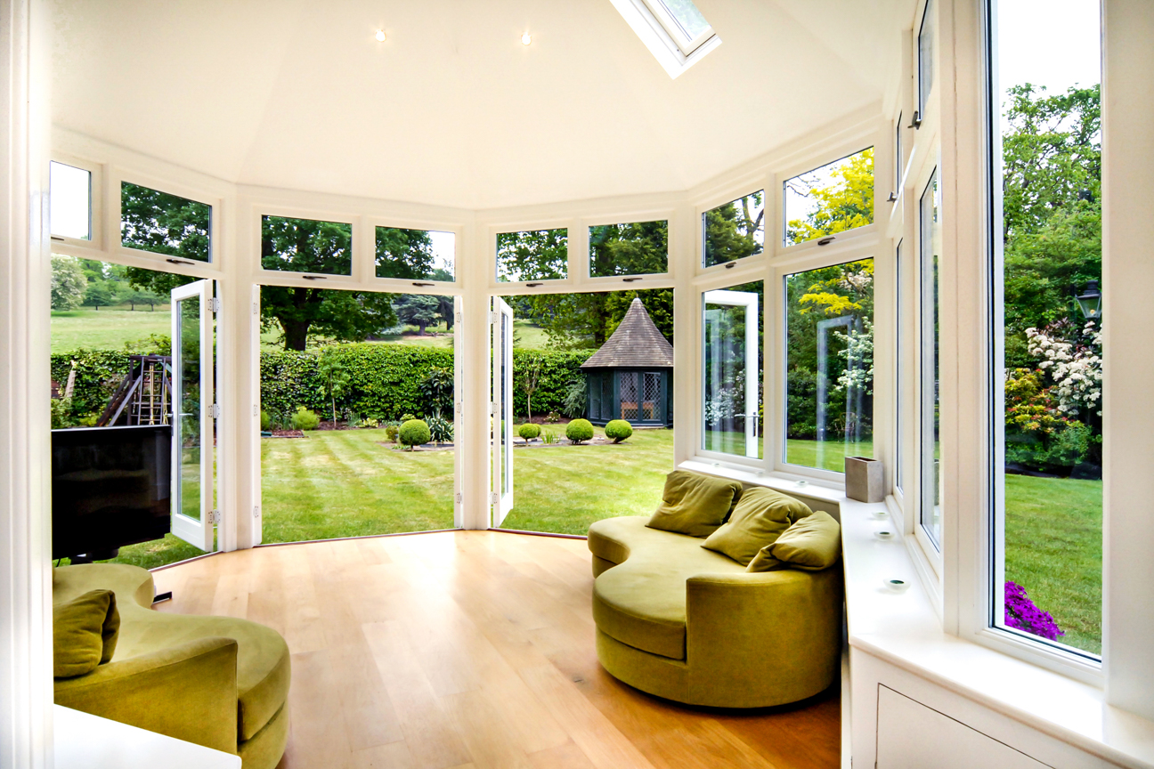 Interior Photography, conservatory