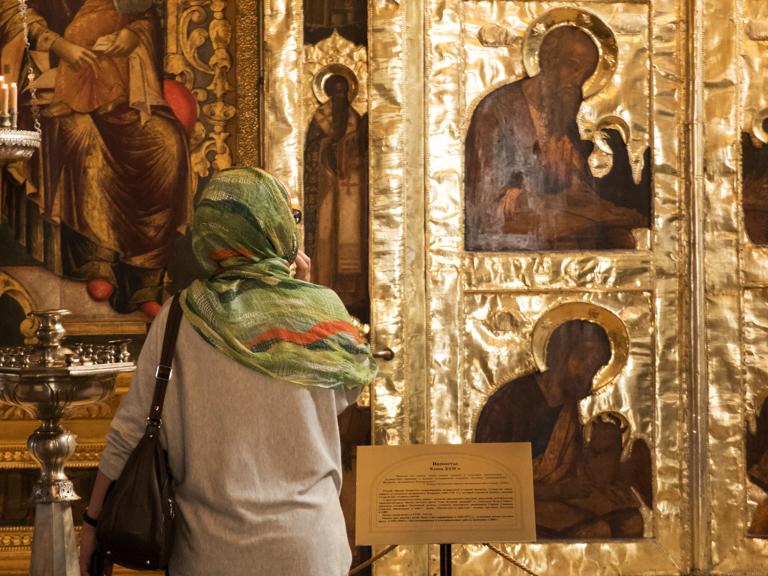 Russian Orthodox Churches