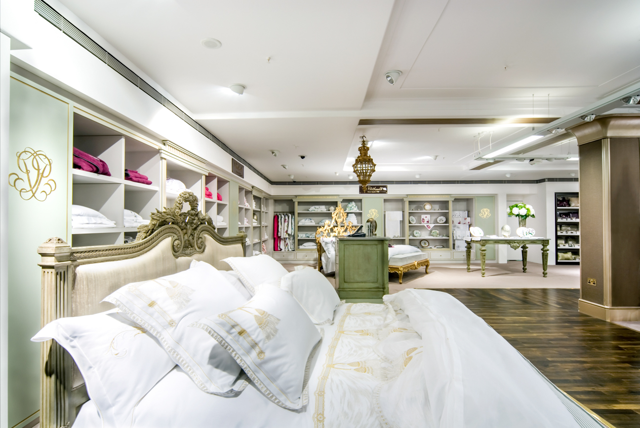 Interior Photography of a shop