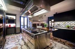 Interior Photography, kitchen
