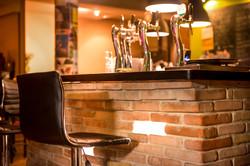 Interior Photography of a Pub