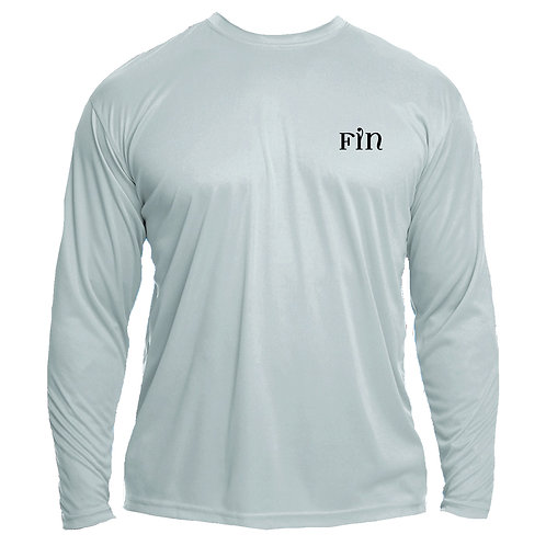 The Original Long Sleeve SILVER