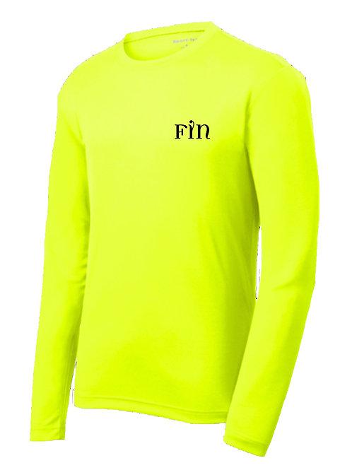 The Ultimate Softlock Long Sleeve Neon Yellow