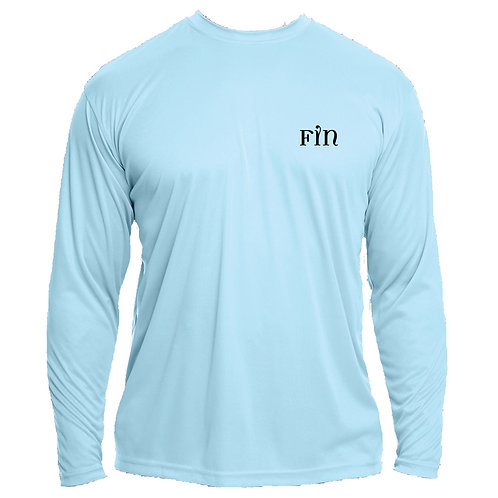 The Original Long Sleeve ICE BLUE