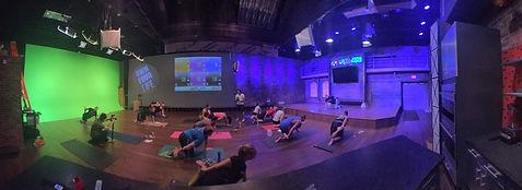 DDP Yoga A/V/L installation