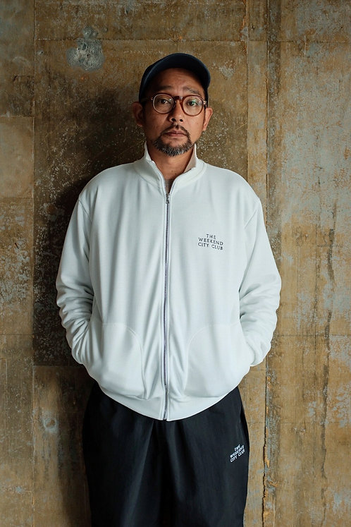 THE WEEKEND CITY CLUB Full Zip Jersey