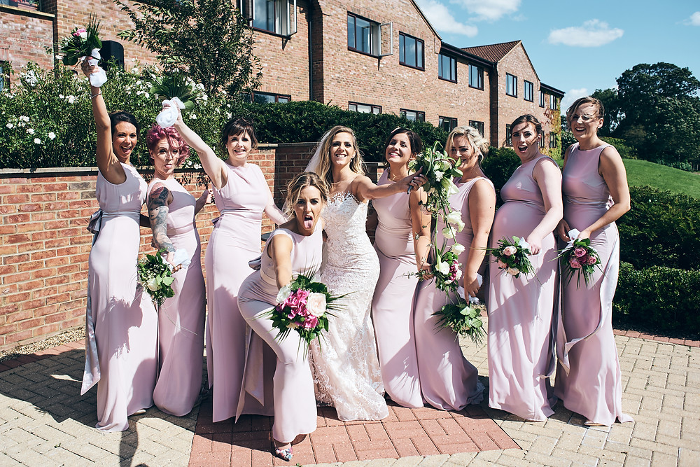 Marianna + Ben | Amanda Forman Photography | Bridal Party