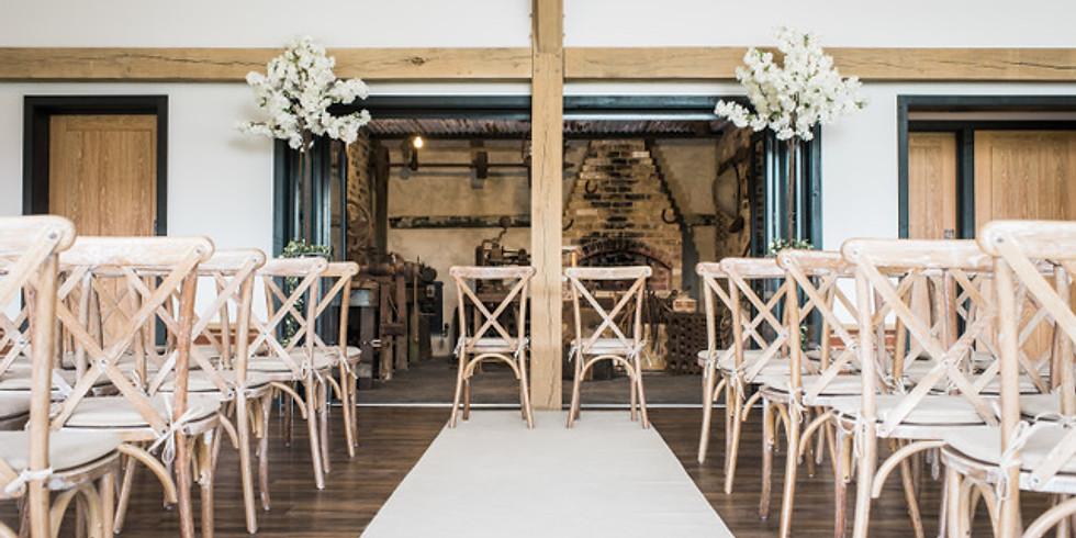 Sissons Barn Wedding Fair