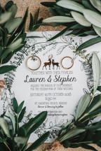 LAUREN + STEPHEN