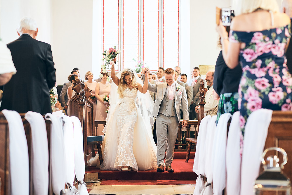 Marianna + Ben | Amanda Forman Photography | Greethan Church