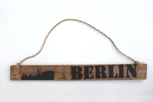 """Deko-Schild """"BERLIN"""""""
