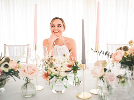 Styled Shoot // Elegant + timeless with a contemporary twist