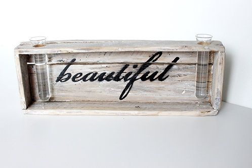 "Deko-Box ""BEAUTIFUL"""