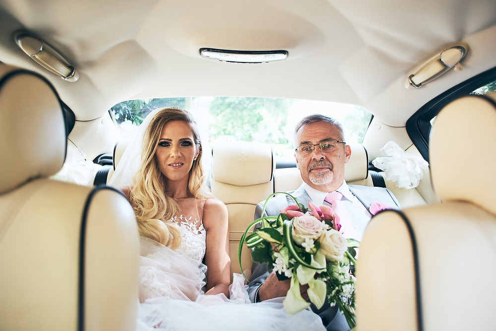 Marianna + Ben | Amanda Forman Photography | Father and Daughter
