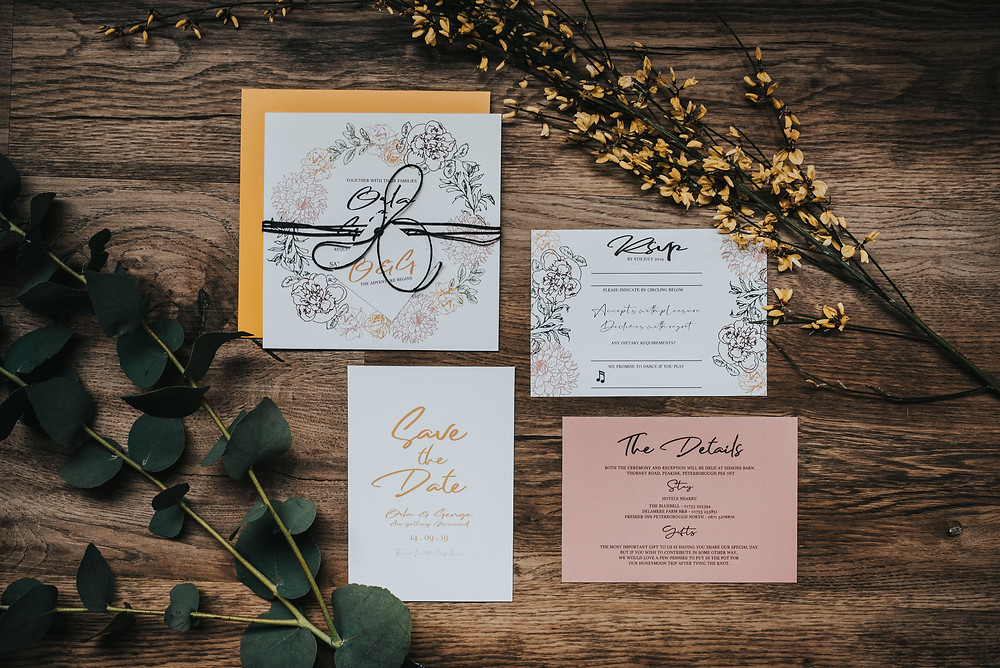 Georgi Mabee Photography | Sissons Barn Shoot | In the details stationery