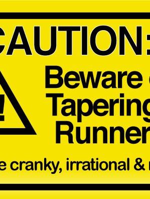 My top 7 marathon tapering tips