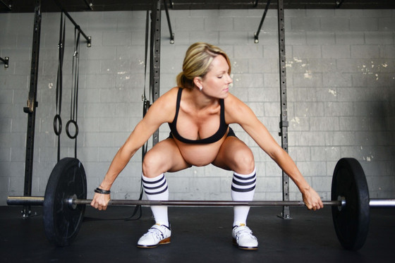 Strength training when pregnant - is it safe?
