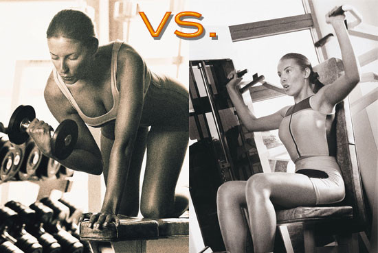 5 Reasons why machine weights are not good for you