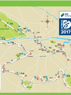 A review of the Dublin marathon