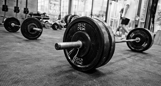 Why aren't you lifting heavy weights?