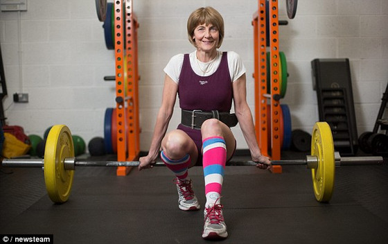 Strength training as you get older