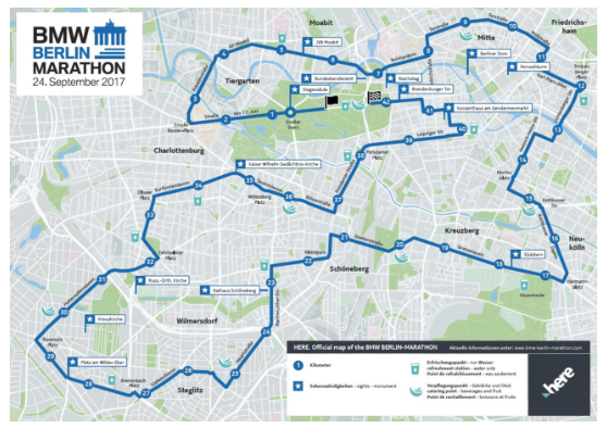 The Berlin Marathon