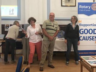 Lewes Societies Fair