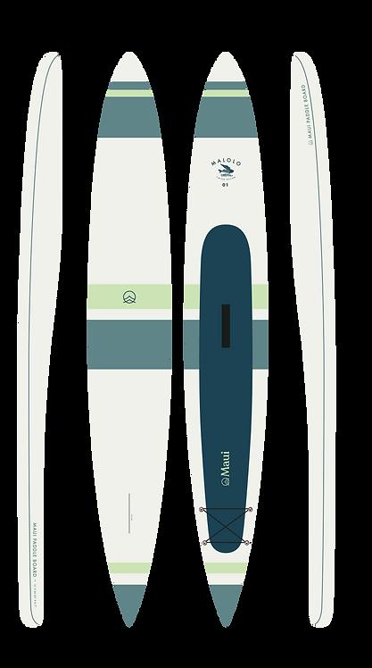 MauSup - Maholo - Prone Board
