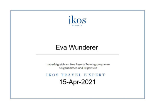 Ikos Resorts Experte