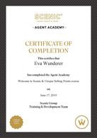 Scenic Zertifikat