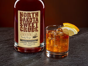 North Dakota Sweet Crude cocktail drink recipe, Boxcar