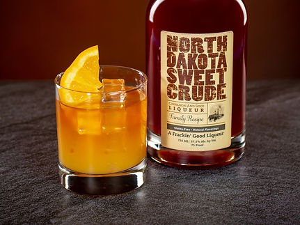 North Dakota Sweet Crude cocktail drink recipe, Volkswagen
