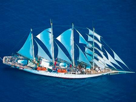STAR CLIPPER Segelkreuzfahrt Tauchen