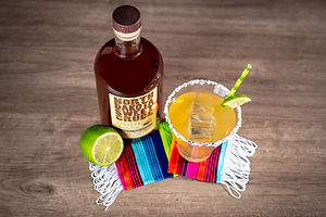 North Dakota Sweet Crude cocktail drink recipe, Dakotarita