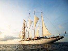 Royal Clipper Segelreise Karibik