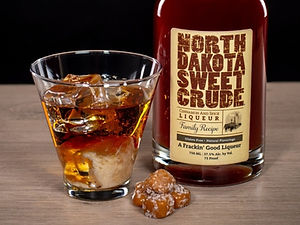 North Dakota Sweet Crude cocktail drink recipe, Slow Poke