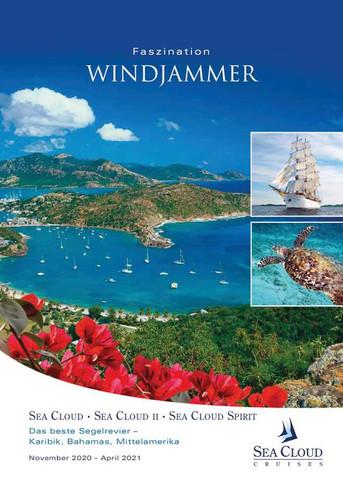 SEA CLOUD SPIRIT Katalog 2020/21