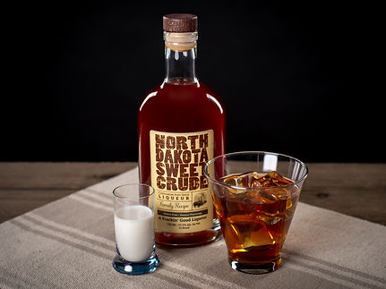 North Dakota Sweet Crude cocktail drink recipe, White German