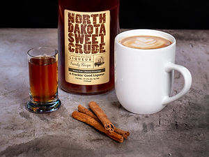 North Dakota Sweet Crude cocktail drink recipe, Sugar Cookie
